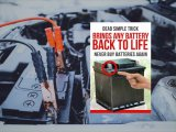 Precisely How Long Does It Take To Recondition Old Batteries?