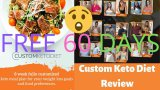 Custom Keto Diet Reviews - Precisely What Are Essential Characteristics?